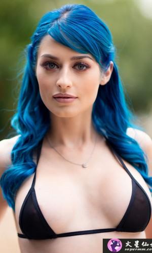 Jewelz Blu (朱厄兹·布鲁)